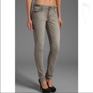 Textile Elizabeth and James grey skinny jeans